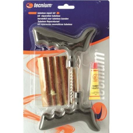 kit reparation pneus tubeless