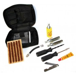 Trousse kit reparation pneus tubeless