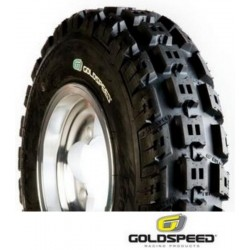 Pneu quad et buggy 20x6-10 Goldspeed cross MXF bleu