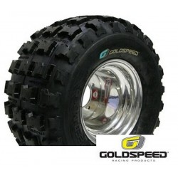 Pneu quad et buggy 20x10-9 Goldspeed MXR bleu