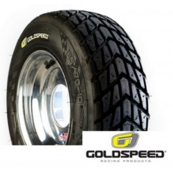 Pneu quad et buggy 165/70-10 Goldspeed CR Jaune
