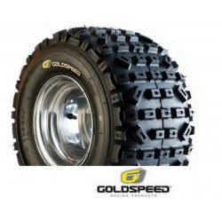 Pneu quad et buggy 18x10-10 Goldspeed SX jaune