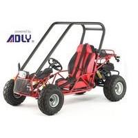Adly 125 GK, les pneus disponibles