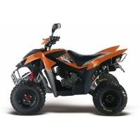 Adly 300 XS 2WD, les pneus disponibles
