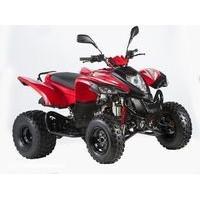 Adly 320 S 2WD, les pneus disponibles