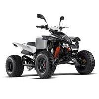 Adly 500 S 2WD, les pneus disponibles