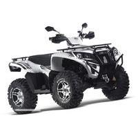 Adly XCE Coutry 600 4WD, les pneus disponibles
