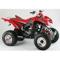Aeon Cobra 220 2WD, les pneus disponibles