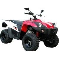 Aeon Crossland 350 2WD/4WD, les pneus disponibles