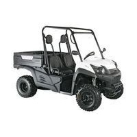 Aeon Cube 320 4WD, les pneus disponibles