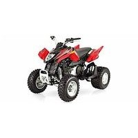 Artic Cat 250 2WD 2007-2008, les pneus disponibles