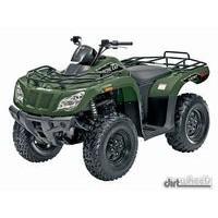 Artic Cat 400 2WD/4WD, les pneus disponibles