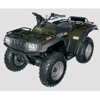 Artic Cat 400 i 2WD/4WD, les pneus disponibles