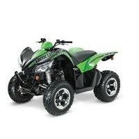 Artic Cat 450 XC, les pneus disponibles