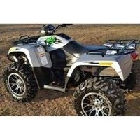 Artic Cat 1000 Thundercat 4WD, les pneus disponibles