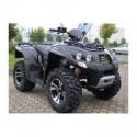Barossa Jumbo 300 2WD, les pneus disponibles