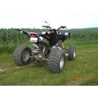 Barossa Pugnax 300 2WD, les pneus disponibles