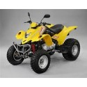 Barossa Silverhawk 250 2WD, les pneus disponibles