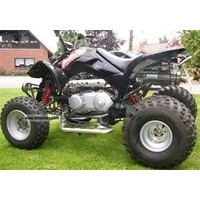 Barossa Skywalker 250 2WD, les pneus disponibles