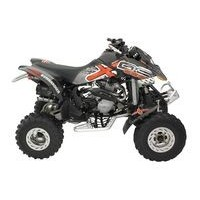 Can-Am DS 650, les pneus disponibles