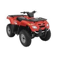 Can-Am Outlander 400 2WD/4WD, les pneus disponibles