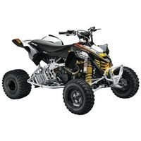 Can-Am 450 DS X XC 2013-2014, les pneus disponibles