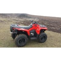 Can-Am Outlander 500 2003-2014, les pneus disponibles