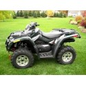 Can-Am Outlander MAX XT 500 2013-2014, les pneus disponibles