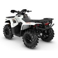 Can-Am Outlander 600 2WD/4WD, les pneus disponibles