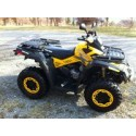 Can-Am Outlander 800 2WD/4WD, les pneus disponibles