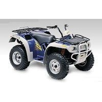 Can-Am Quest 650 4WD, les pneus disponibles