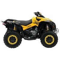 Can-Am Renegade 800, les pneus disponibles