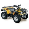 Can-Am Traxter 500 4WD, les pneus disponibles