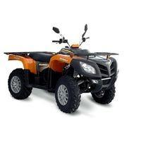 Dinli DL 700 X 4WD, les pneus disponibles