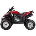 E-Ton Vector 300 LX 2WD, les pneus disponibles