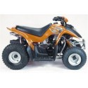 Goes 50S 2WD, les pneus disponibles