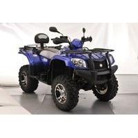 Goes 520 2WD, les pneus disponibles