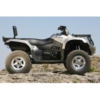 Goes 520 MAX 2WD, les pneus disponibles