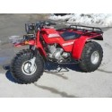Honda TRX 250 Big Red, les pneus disponibles