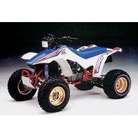 Honda TRX 250 R, les pneus disponibles