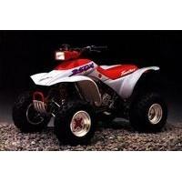 Honda TRX 250X 1987, les pneus disponibles