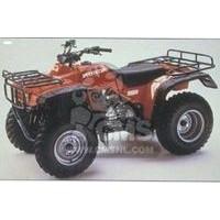 Honda TRX 300, les pneus disponibles