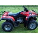 Honda TRX 350 Rancher S-ES 2WD, les pneus disponibles