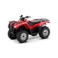 Honda TRX 420FA Rancher ( IRS ) 4WD, les pneus disponibles