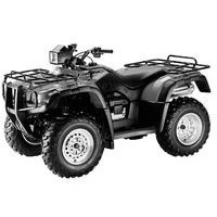 Honda TRX 650 / 700 Rubicon 4WD, les pneus disponibles