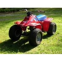 Honda TRX 70, les pneus disponibles