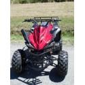 Hytrack HY 125 SX 2WD, les pneus disponibles