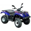 Hytrack HY 290, les pneus disponibles