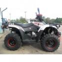Hytrack HY 310 2WD/4WD, les pneus disponibles