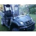 Hytrack HY 320 Jobber, les pneus disponibles